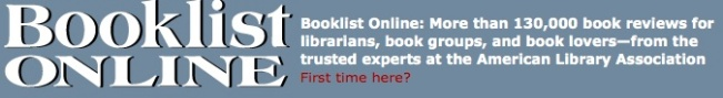 Booklist Logo