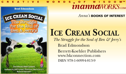 ice cream social the struggle for the soul of ben jerrys